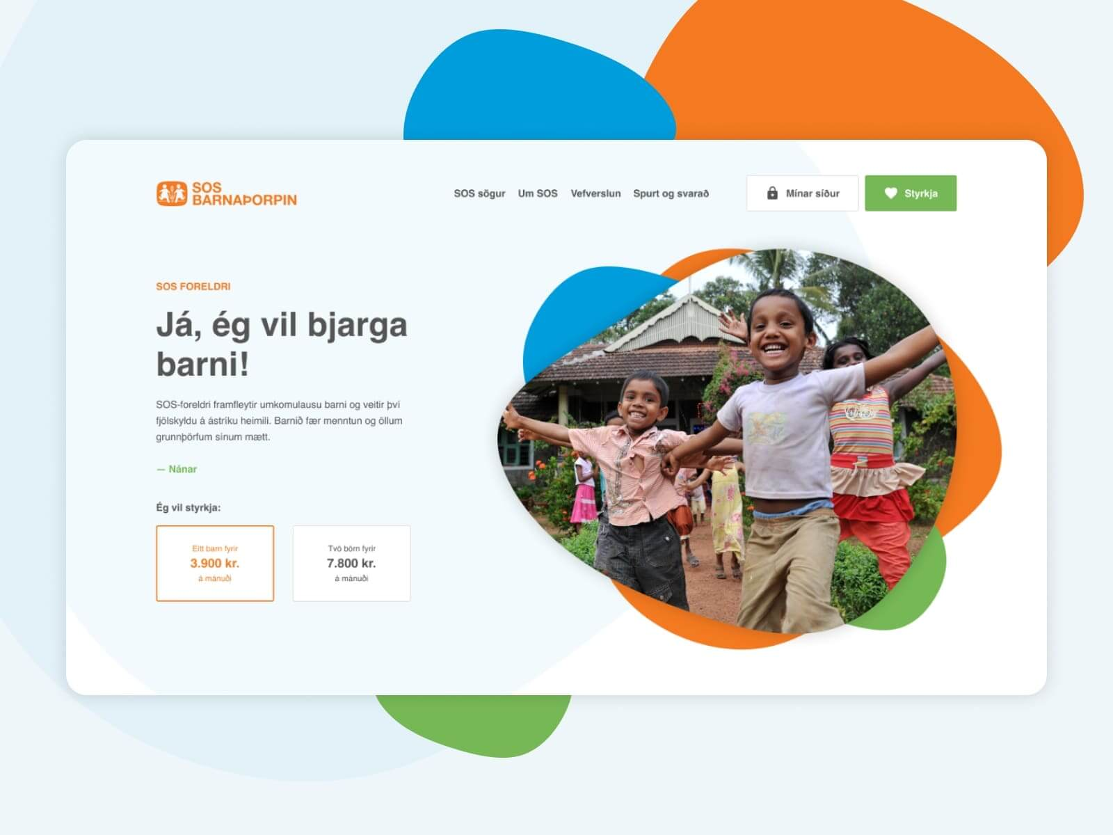 SOS Barnaþorpin